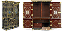 Armoire (cupboard) No. 1045-1882 (V&A Museum photography)